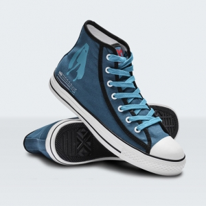 รองเท้าผ้าใบ Hatsune Miku(มีให้เลือก 2 แบบ)