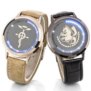 นาฬิกา Fullmetal Alchemist แขนกลคนแปรธาตุ (มีให้เลือก 5 แบบ)