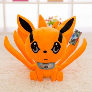 ตุ๊กตา Kurama - Naruto (มีให้เลือก 5 ขนาด)
