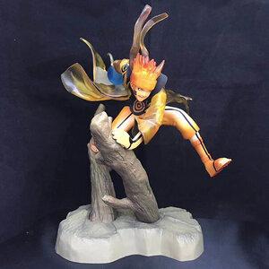 NARUTO Nine-Tails Chakra Mode Figure