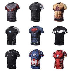 เสื้อยืด SUPERHERO มีให้เลือก 10 แบบ