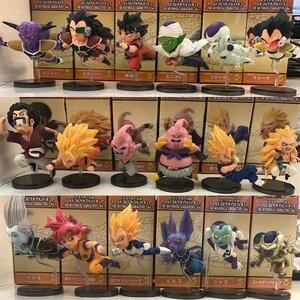 Model Dragon Ball - World Collectable Figure (มีให้เลือก 6 ชุด)