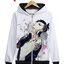 เสื้อฮู้ดกันหนาวโตเกียวกลู Tokyo Ghoul 2016 (มีให้เลือก 19 แบบ) thumbnail 6