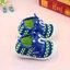 รองเท้าเด็กอ่อน 0-12เดือน รองเท้าเด็กชาย เด็กหญิง สีน้ำเงิน thumbnail 4