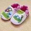รองเท้าเด็กอ่อน 0-12เดือน รองเท้าเด็กชาย เด็กหญิง ลายนกน้อย thumbnail 2