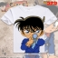 เสื้อยืดแขนสั้นยอดนักสืบจิ๋วโคนัน Detective Conan (มีให้เลือก 24 แบบ) thumbnail 24