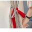 เดรสสั้นคลุมท้อง เสื้อยืดผ้าคอตตอลสีขาวเย็บแต่งแขนระบายสีน้ำตาลอ่อน(ผ้าโพลีเอสเตอร์ ) แต่งด้านข้างด้วยผ้าแบบเดียวกับแขนเสื้อ thumbnail 10