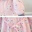 เดรสสั้นคลุมท้องแขนยาวสีชมพูลายดอก คอปกสีขาว มีสายผูกหลัง ผ้านิ่ม น่ารักใส่สบายมากๆค่ะ thumbnail 10
