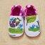 รองเท้าเด็กอ่อน 0-12เดือน รองเท้าเด็กชาย เด็กหญิง ลายนกน้อย thumbnail 3