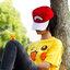 หมวกคอสเพลย์โปเกม่อน Pokemon Go 2016 thumbnail 5