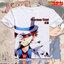 เสื้อยืดแขนสั้นยอดนักสืบจิ๋วโคนัน Detective Conan (มีให้เลือก 24 แบบ) thumbnail 18