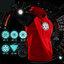 เสื้อฮู้ดกันหนาว Iron Man ไอรอนแมน (ลายสกีนเรืองแสง) thumbnail 1