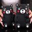 เคสไอโฟนซิลิโคน คุมะมง (5s/SE 6/6s 6Plus) thumbnail 4