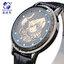 นาฬิกา LED จอสัมผัส Kuroshitsuji สีดำ (ของแท้) thumbnail 3
