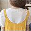 เอี้ยมคลุมท้องตัวเอี้ยมสีเหลือง สกรีนsmile house เสื้อยืดสีขาวปักโบว์ที่อก สำหรับคุณแม่ตัวเล็กน่ะค่ะ thumbnail 9