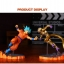 โมเดลดรากอนบอล (โงกุน & ฟิชเชอร์) thumbnail 3