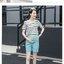 กางเกงขาสั้นพยุงท้องสีเขียว เอวมีสายรูดปรับระดับได้ตามอายุครรภ์ ผ้ายืด ใส่สบาย น่ารักมากๆค่ะ thumbnail 8