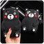 เคสไอโฟนซิลิโคน คุมะมง (5s/SE 6/6s 6Plus) thumbnail 1