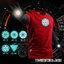 เสื้อยืด Iron Man ไอรอนแมน (ลายสกีนเรืองแสง) thumbnail 1