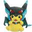 ตุ๊กตาโปเกมอน Pikachu Pokemon Cospaly (ของแท้ลิขสิทธิ์) thumbnail 2