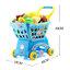 Doraemon Children Shopping Cart (ของแท้ลิขสิทธิ์) thumbnail 3