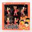 Slam Dunk สแลมดังก์ชุดแดง 6 ตัว/ชุด ฐานแดง(มีกล่อง thumbnail 1