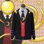เสื้อฮู้ด Korosensei / Assassination Classroom (ห้องเรียนลอบสังหาร) thumbnail 1