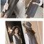 เซ็ตเอี้ยม เสื้อยืดสีขาวแขนยาว + เอี้ยมเทาดำ มีกระเป๋าหน้าสองข้าง ผ้าหนา งานดี น่ารักมากๆค่ะ thumbnail 4