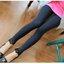 กางเกงเลกกิ้งขายาว สีดำปลายขามีระบายลูกไม้ น่ารักมากๆ เอวมีสายปรับระดับได้ค่ะ thumbnail 1