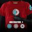 เสื้อยืด Iron Man ไอรอนแมน (ลายสกีนเรืองแสง) thumbnail 2