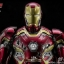 King Arts 1/9 Diecast Figure Iron Man Mark 45 (ของแท้ลิขสิทธิ์) thumbnail 2