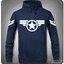 เสื้อฮู้ดกัปตันอเมริกา (Captain America) รุ่น 2 thumbnail 5