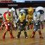 โมเดลไอรอนแมน Ironman 3(ชุดที่ 4) ในชุดมี 6 ตัว/ชุด thumbnail 2