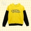 เสื้อฮู้ดกันหนาวปิกาจู โปเกม่อน Pokemon(สีเหลือง) thumbnail 2