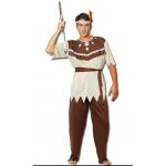ชุดชนเผ่าชาย สำหรับความสูง 170-185 ซม.