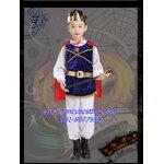 ชุดเจ้าชายแฟนซีเด็ก ชุดเจ้าชายดีสนีย์ ชุดเจ้าชายสโนไวท์ มีขนาดสำหรับ สูง 90-160 ซม. (ใส่แล้วหล่อมากๆๆ)