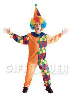 ชุดตัวตลกแฟนซีเด็กโบโซ่ BOSO Costume ใช้ได้ทั้งเด็กชายหญิง ขนาด M, L, XL