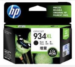 C2P23A HP 934XL BK