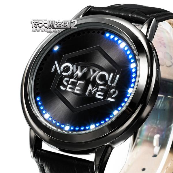 นาฬิกาดิจิตอลกันน้ำ Now You See Me 2 (ของแท้)