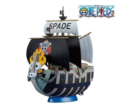 One Piece D. Ace Grand Ship Collection (ของแท้ลิขสิทธิ์)