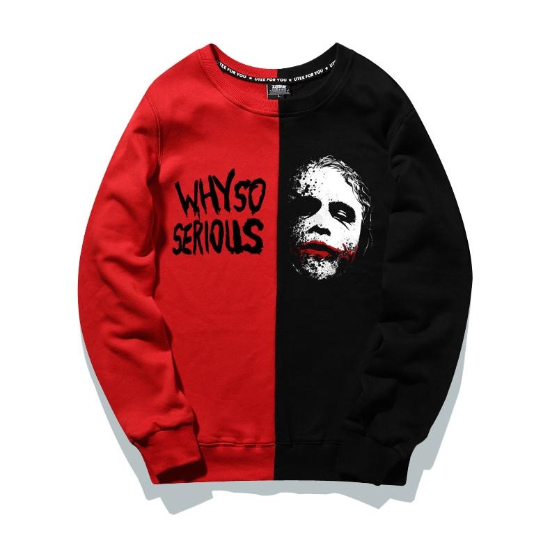 เสื้อแขนยาวกันหนาว Joker 2017
