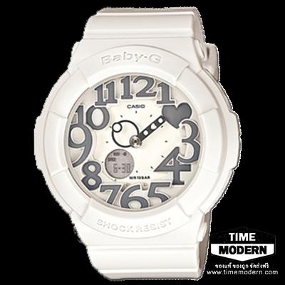 นาฬิกา Casio Baby-G standard Ana-Digi รุ่น BGA-134-7BDR