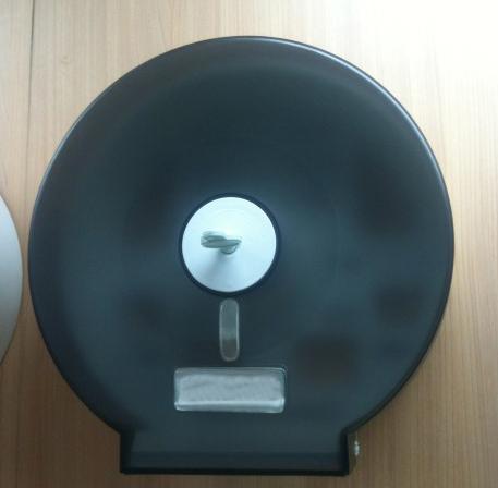 กล่องใส่กระดาษทิชชู สีดำ