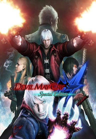 Devil May Cry 4 Special Edition ( 6 DVD )