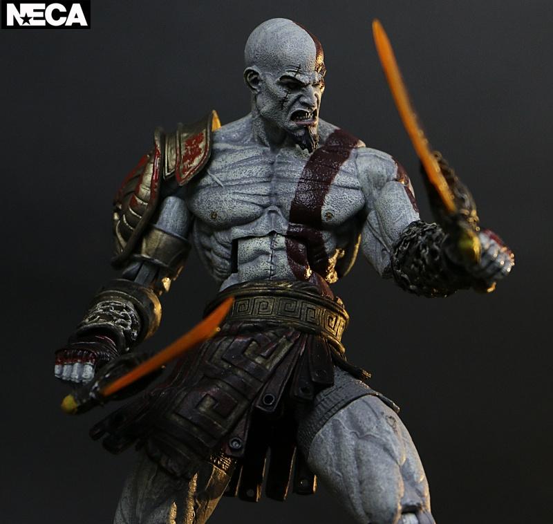 NECA Kratos Figure (God of War III)