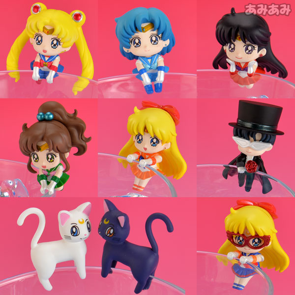 Ochatomo Series - Sailor Moon - Moon Prism Cafe (ของแท้)