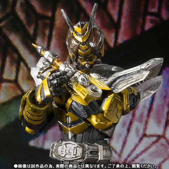 Pre-Order (Tamashii Web Shop): SIS Kamen Rider The Bee โปรดอ่านรายละเอียดข้างล่างด้วย