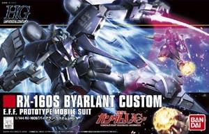 HGUC 1/144 147 Byarlant Custom 2600y