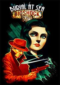BioShock Infinite DLC Burial At Sea Episode 1 ( 3 DVD )