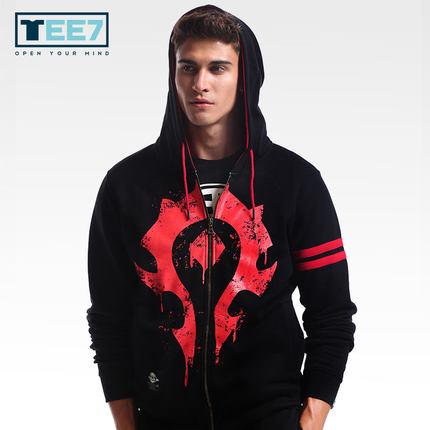 เสื้อแจ็คเก็ตแบบมีฮู้ด World of Warcraft (มีให้เลือก 2 แบบ)